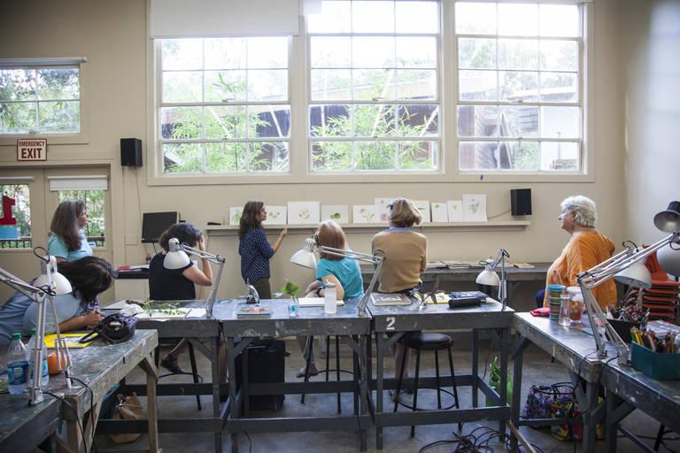 Contemporary Austin Art School