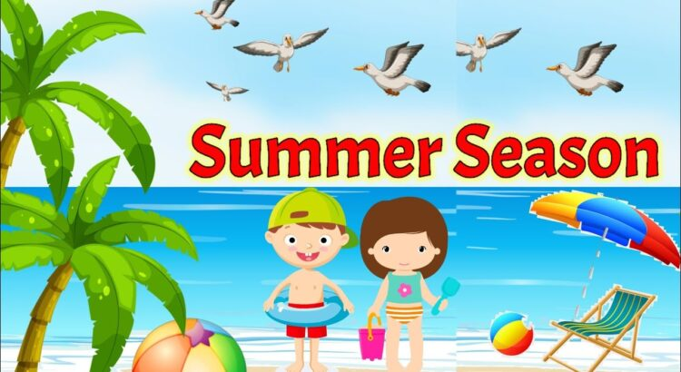 Preschool Lesson Plans for Late Summer